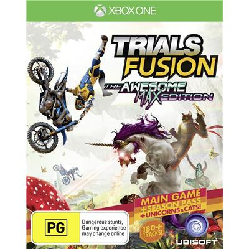 Ubisoft Entertainment XBOXONE Trials Fusion The Awesome Max Edition