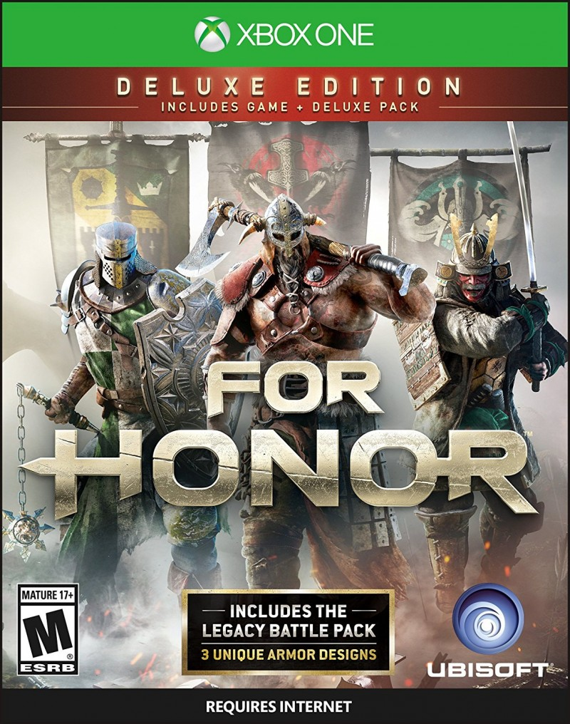 Ubisoft Entertainment XBOXONE For Honor Deluxe Edition