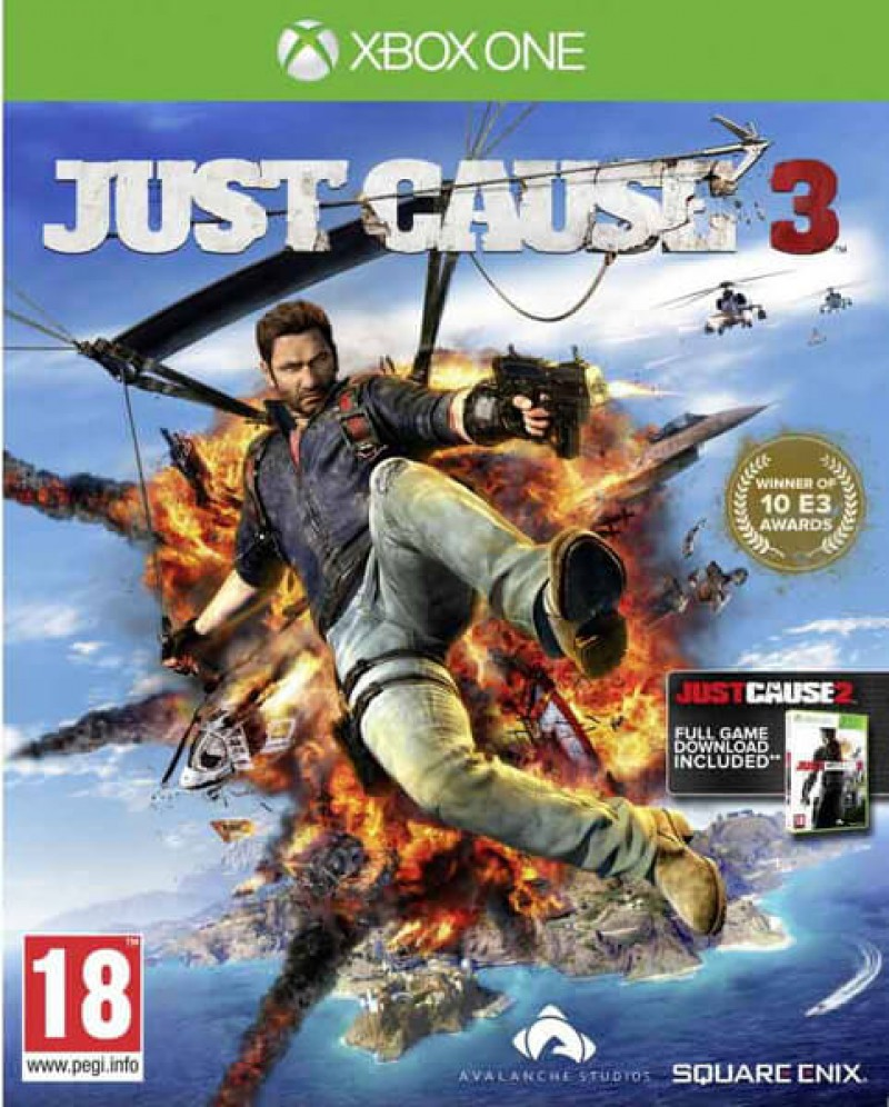 XBOXONE Just Cause 3