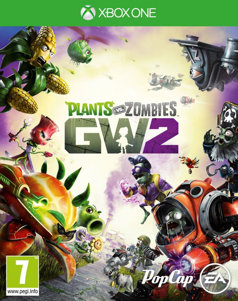 XBOXONE Plants vs. Zombies Garden Warfare 2