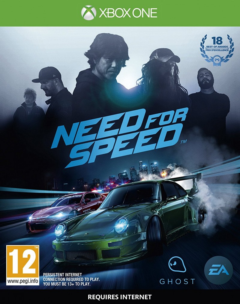 XBOXONE Need for Speed 2016