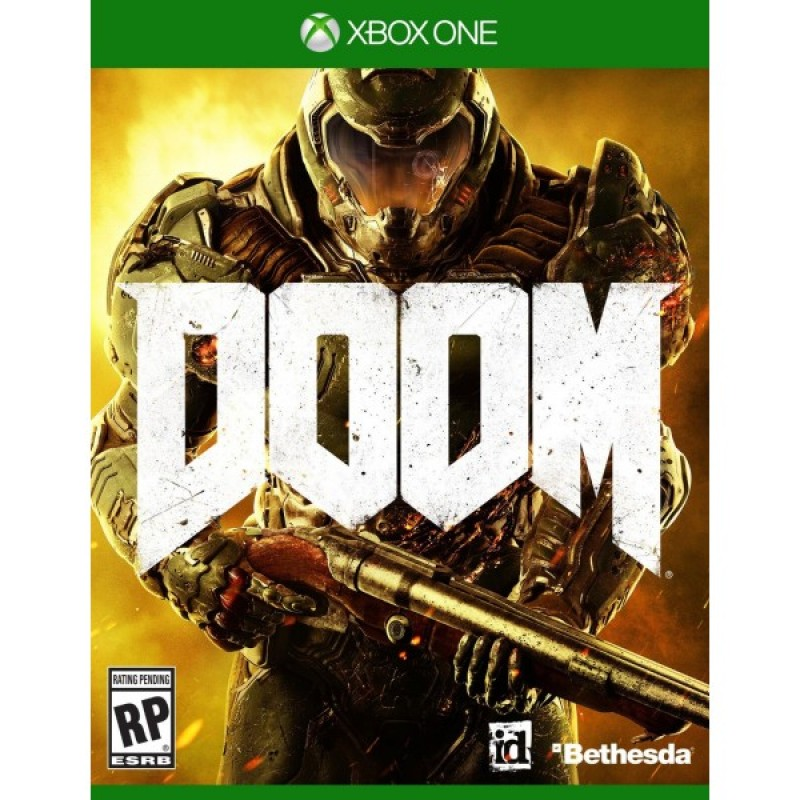 XBOXONE Doom 2016 D1
