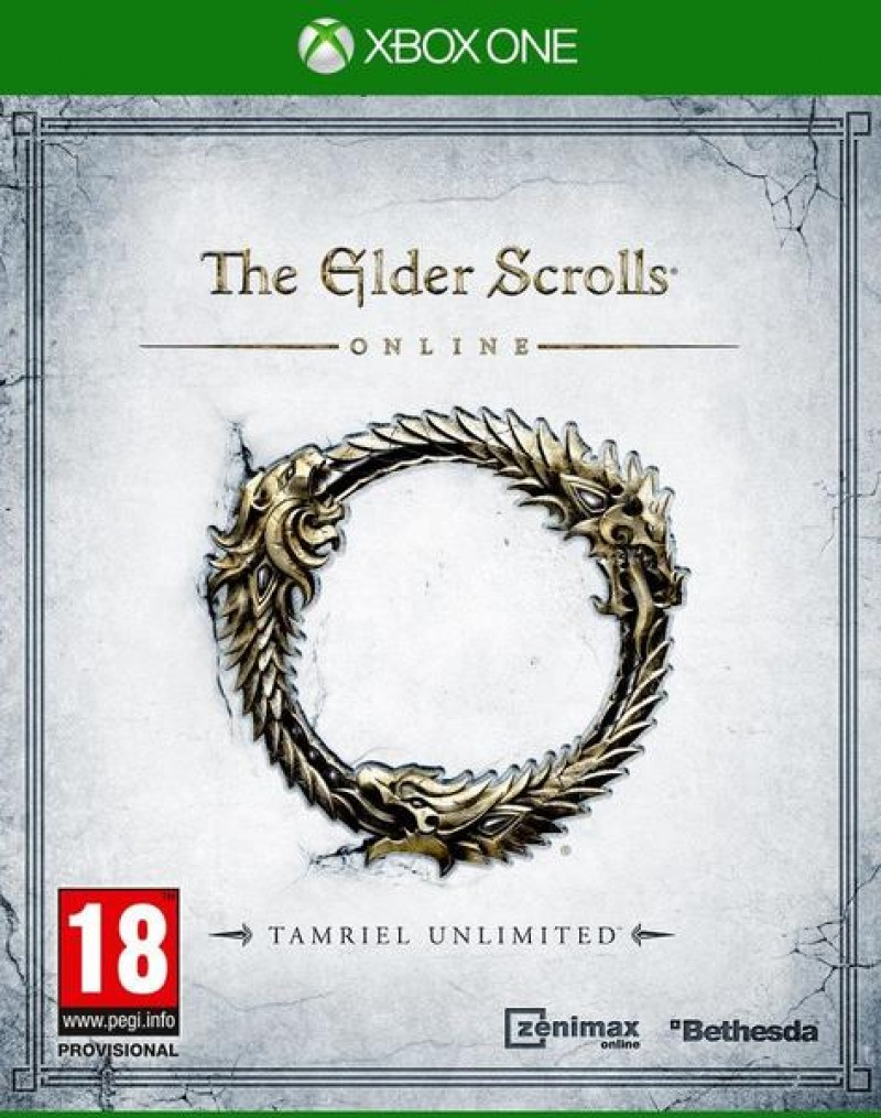 XBOXONE The Elders Scrolls Online Tamriel Unlimited