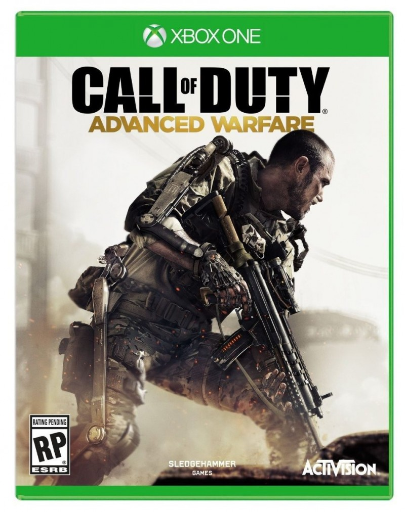 XBOXONE Call of Duty Advanced Warfare