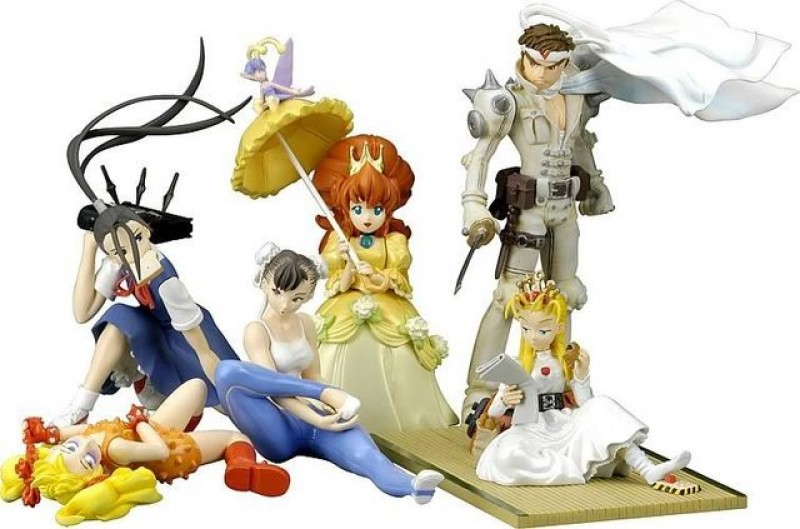 Capcom Nisimura Kinu Closed Box Figure Collection