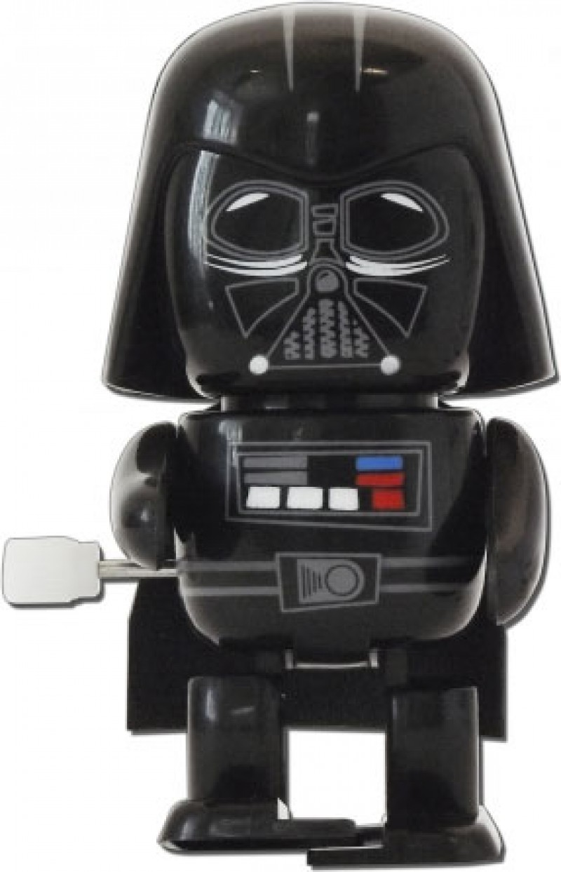 Star Wars Wind-up Walking Wobbler Darth Vader