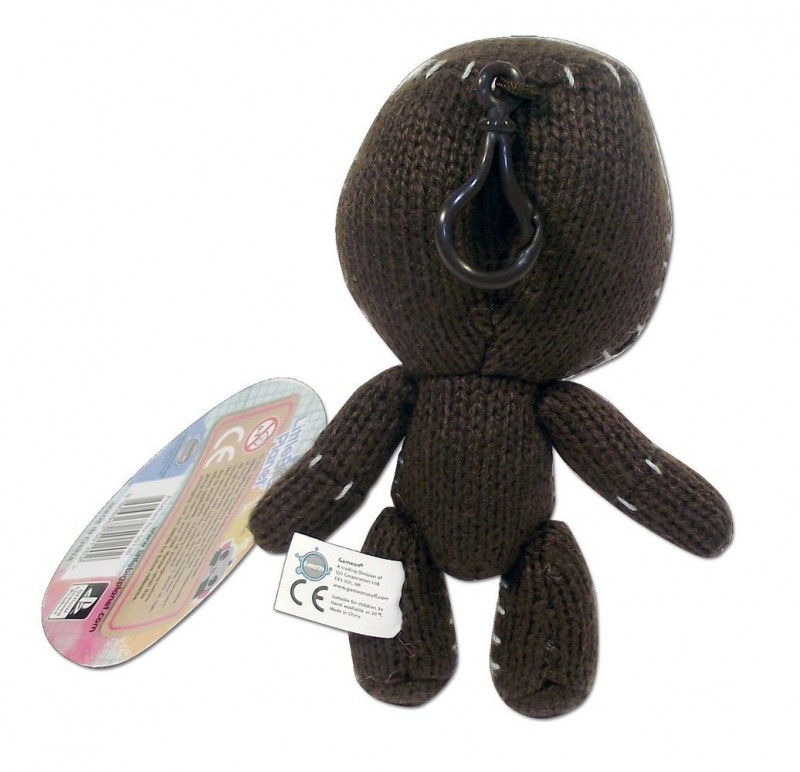 Little Big Planet Sackboy Keyring