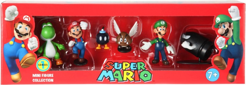 Bullet Bill - Super Mario Mini Figure Collection Series 1 (5 cm)