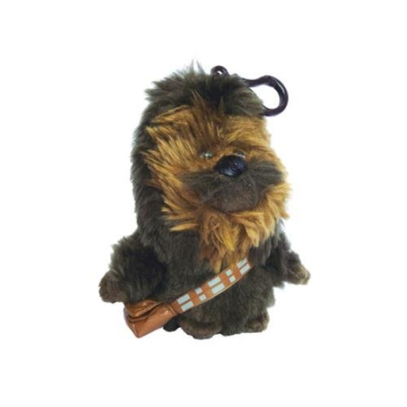 Star Wars Super Deformed 4 Plush Privezak Chewbacca