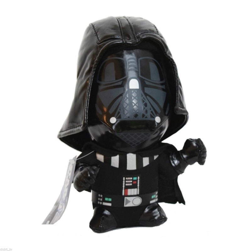 Star Wars Super Deformed 4 Plush Privezak Darth Vader