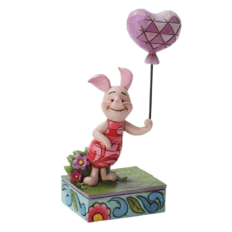 Heart on a String Piglet
