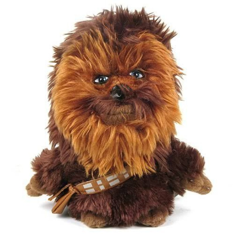 Comic Images Star Wars Super Deformed 7 Plush Toy Chewbacca