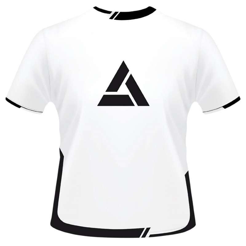 Gaya Majica Assassins Creed 4 Abstergo, Size L White
