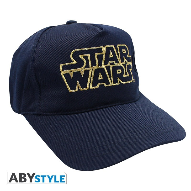 STAR WARS - Navy Cap Logo