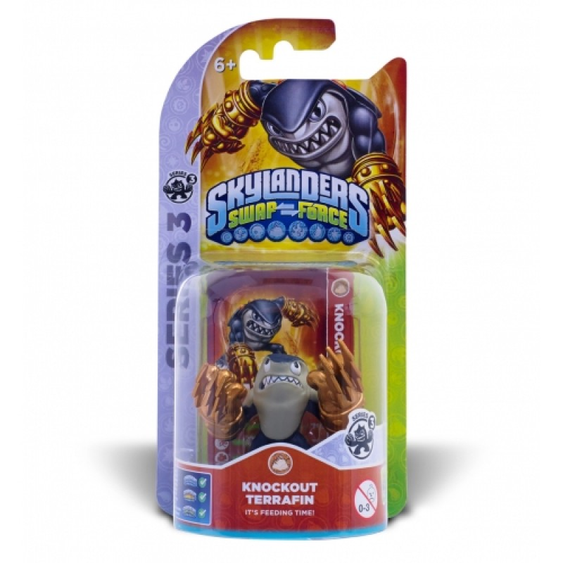 Skylanders SWAP Force Terrafin