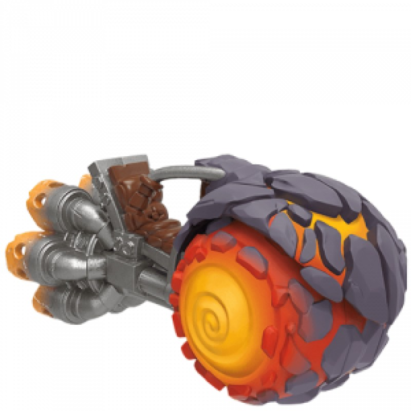 Activision Blizzard Skylanders SuperChargers Vehicle Burn-Cycle