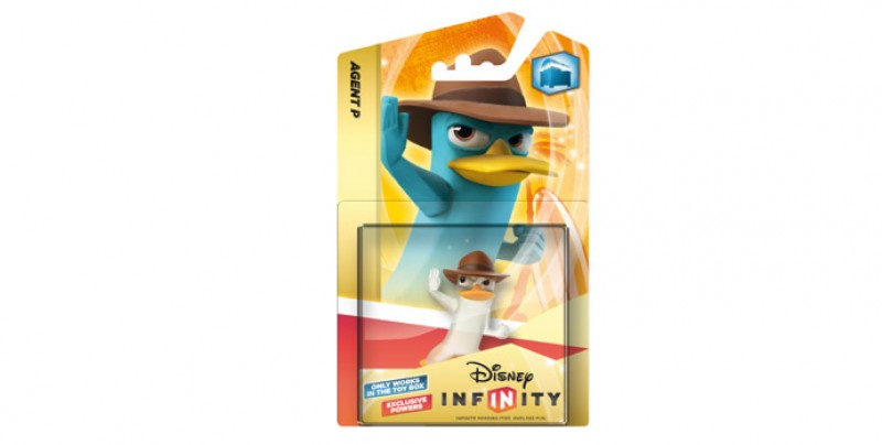 Infinity Figure Crystal Agent P