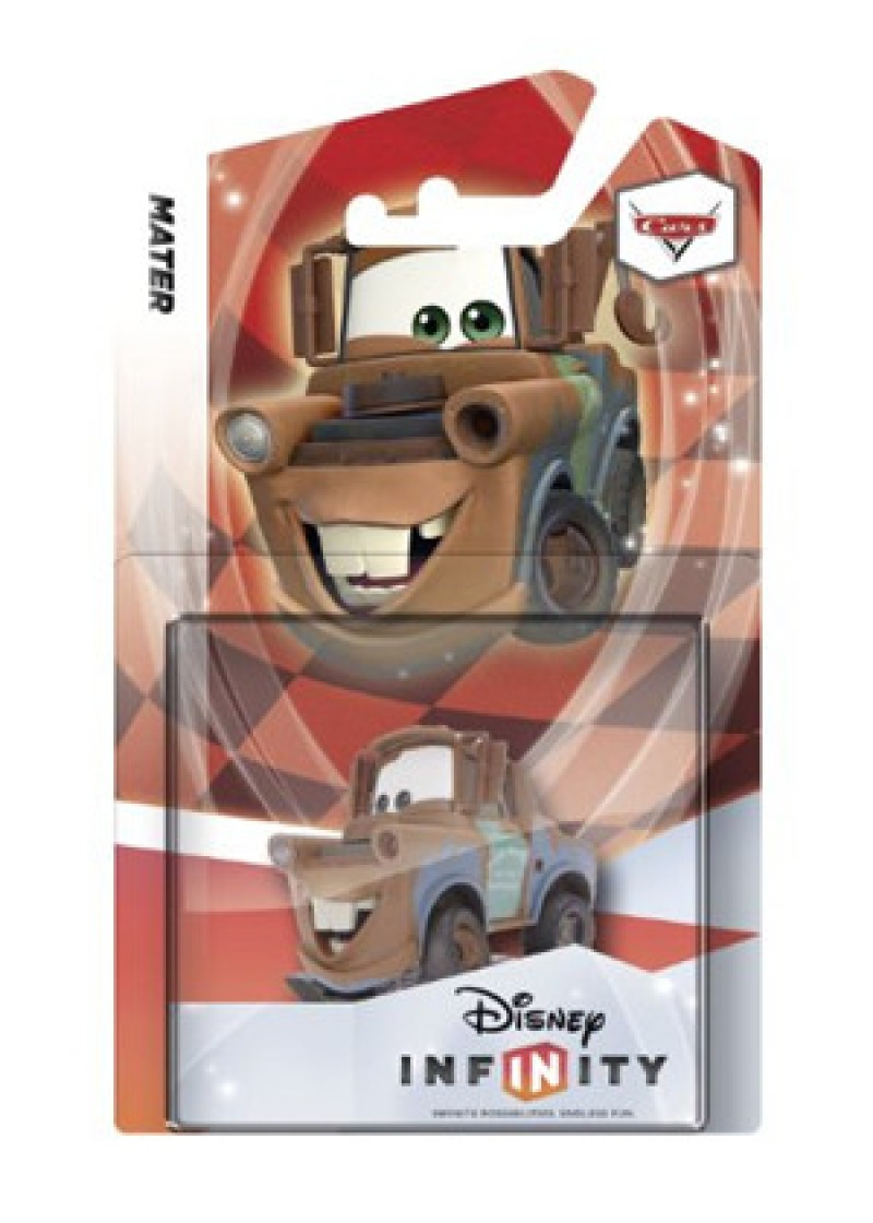 Infinity Figure Mater