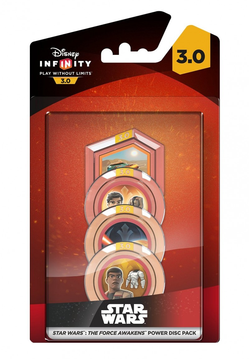 Infinity 3.0 Power Discs The Force Awakens (Star Wars)