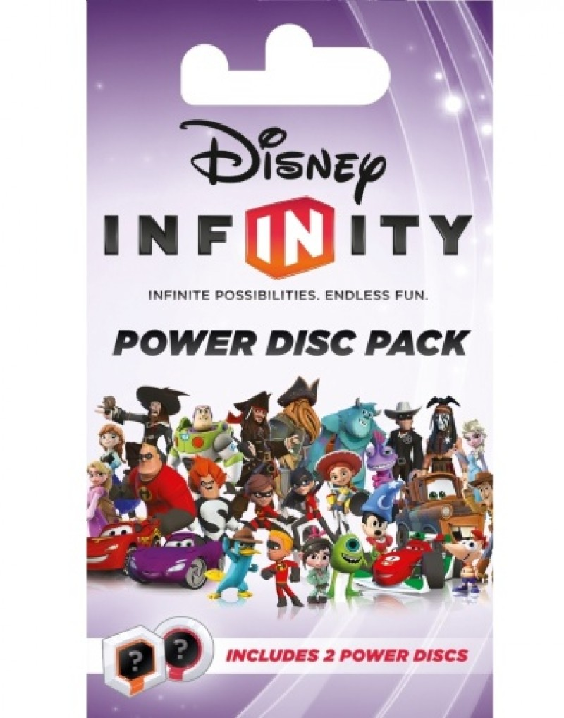 Disney Interactive Infinity Power Discs Pack Series 3