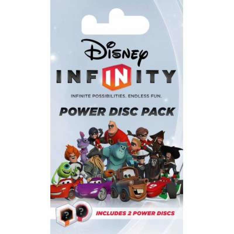 Infinity Power Discs Pack Wave 3