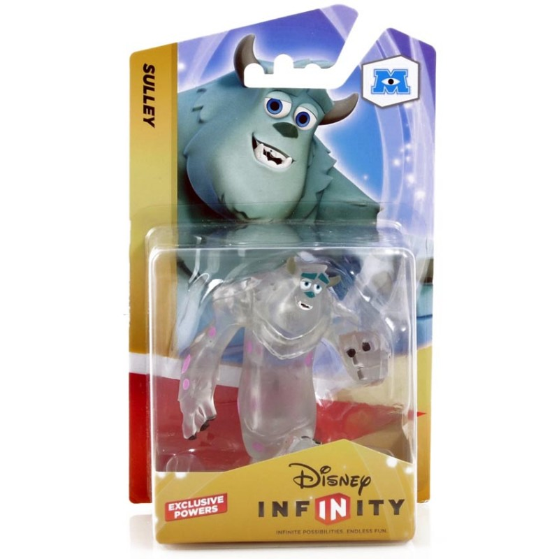 Infinity Figure Crystal Sulley