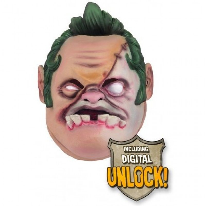 Gaya DOTA 2 - Latex Mask - Pudge