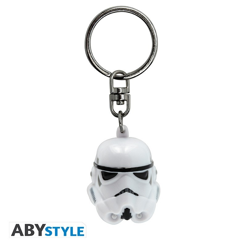 STAR WARS - 3D Keychain 'Trooper'