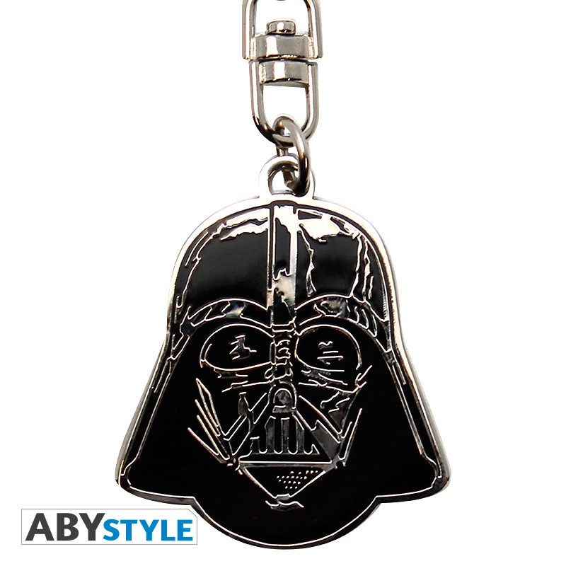 STAR WARS - Metal Keychain 'Darth Vader'