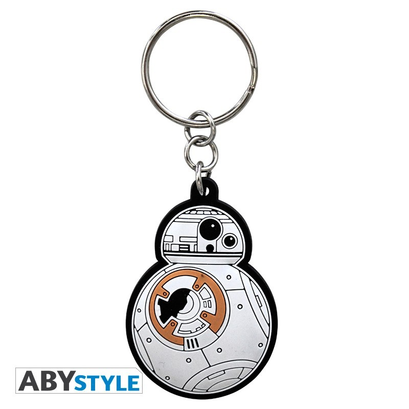 STAR WARS - PVC Keychain 'BB-8'