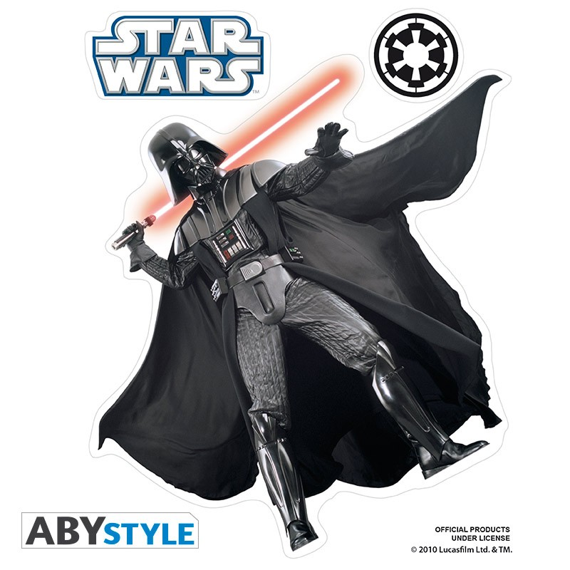 ABYstyle STAR WARS - Stickers - 16x11cm - Vader