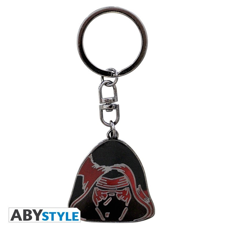STAR WARS - Metal Keychain 'Kylo Ren'