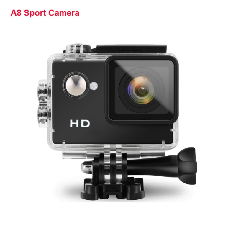Eken Eken A8 Action Camera Black