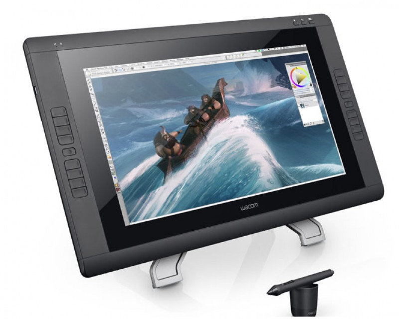 Cintiq 22HD Interactive Pen display