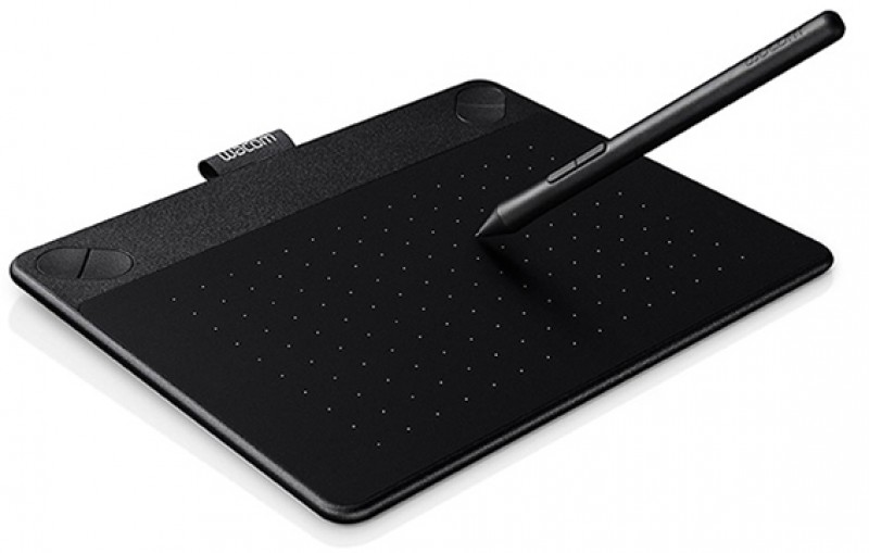 Intuos Comic Black PT S