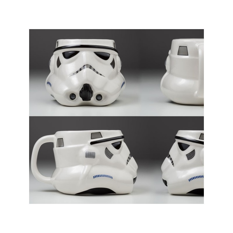 STAR WARS - Solja 3D - 395 ml - Stormtrooper