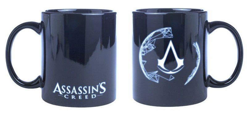 Solja Assassins Creed Animus Crest Mug