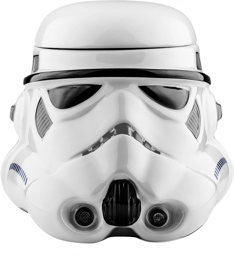 STAR WARS - Solja 3D - 700 ml - Stormtrooper white