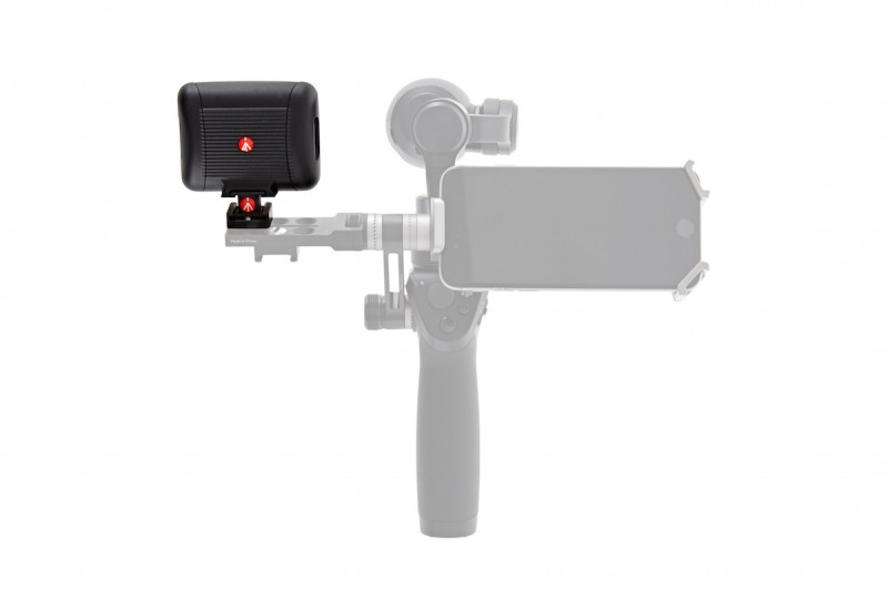 Osmo - Manfrotto Lumi LED
