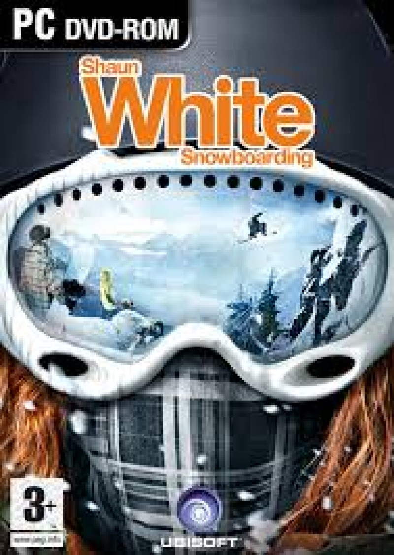Ubisoft Entertainment PC Shaun White Snowboarding