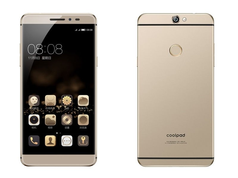 COOLPAD MAX (A8) CHAMPAGNE ( 7800296 )