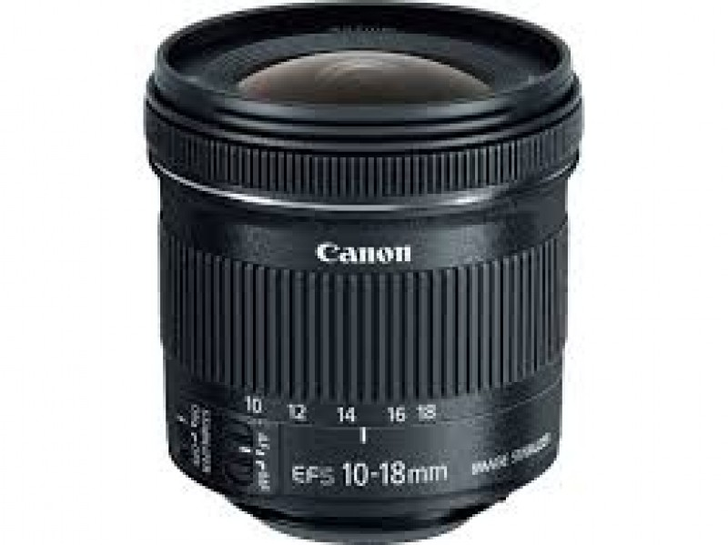 LENS EFS10-18mm IS STM