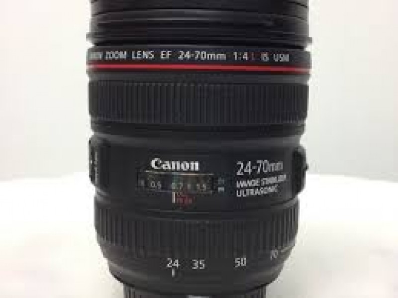 CANON EF 24-70 4 IS USM