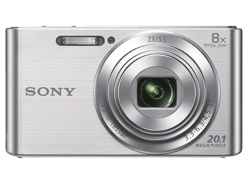 Sony DSC-W810S (sivi)