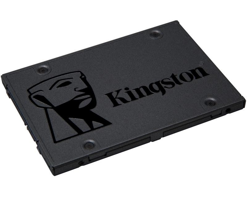 Kingston SSD A400 480GB 2.5 SATA 3.0 SA400S37480G