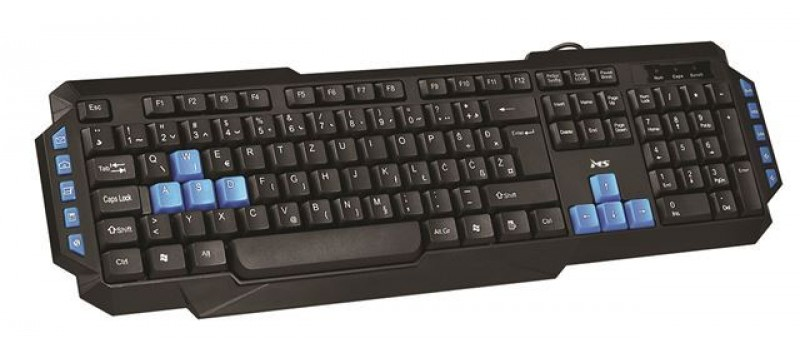 TAST. MS FANATIC gaming tastatura