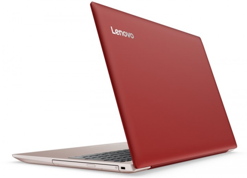 Lenovo IdeaPad 320-15IAP Intel N4200 15.6AG 4GB 500GB IntelHD 500 BT4.1 DOS Coral Red (80XR00BFYA)