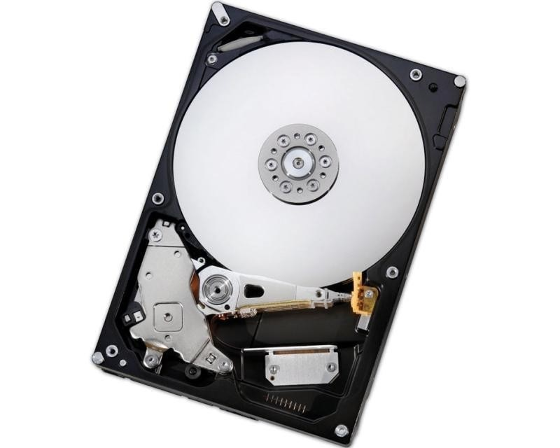 DELL 2TB 3.5 SATA 6Gbps 7.2k Assembled Kit 11+ (400-AEGG)