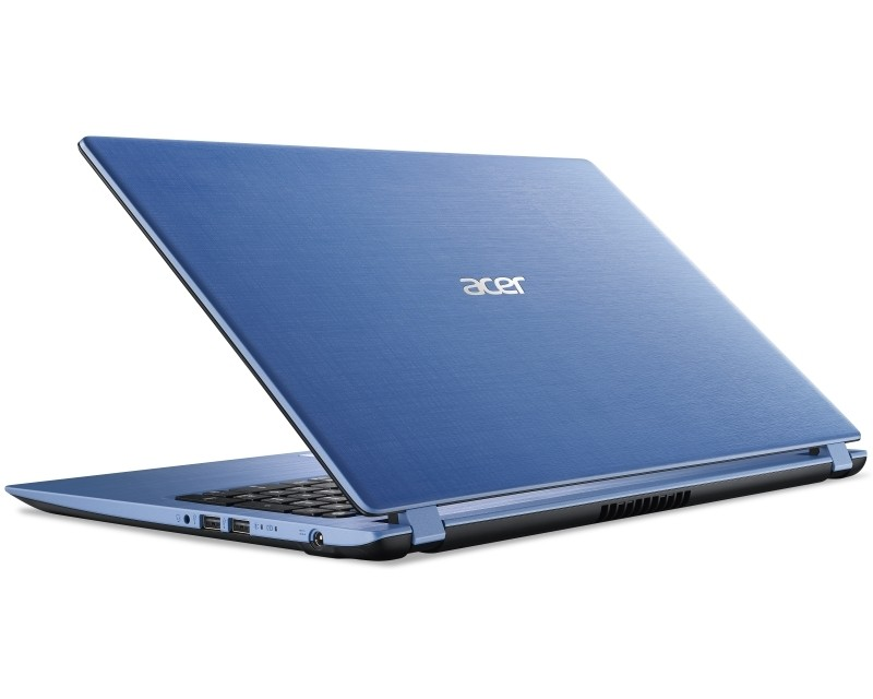 ACER Aspire A315-31-C1W6 15.6 Intel N3450 Quad Core 1.1GHz (2.20GHz) 4GB 500GB crno-plavi
