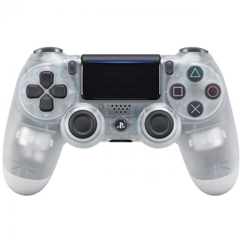 DualShock 4 Wireless Controller PS4 Crystal